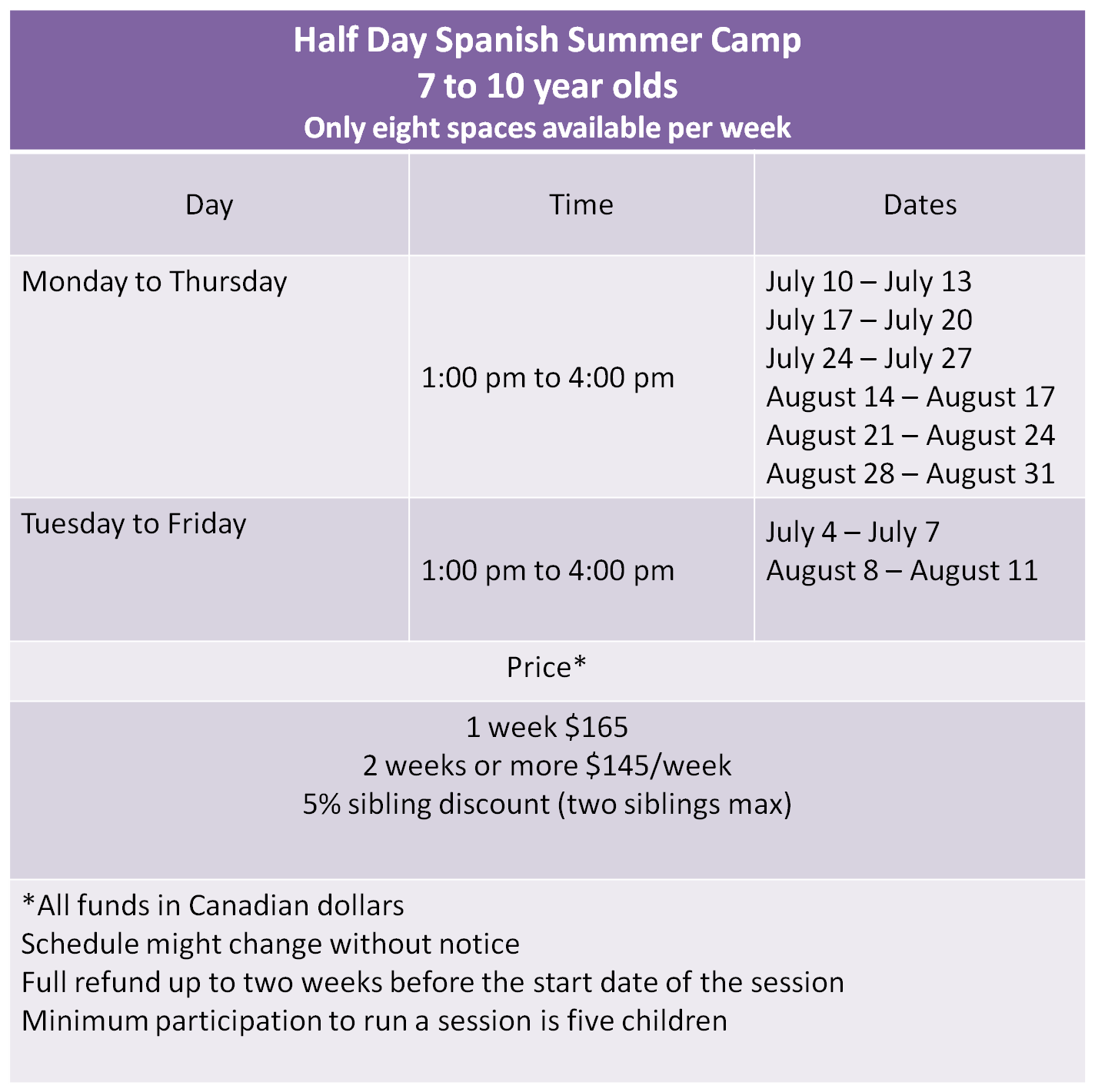 schedule-summercamp
